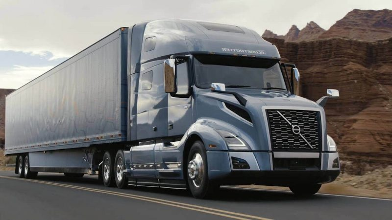 The VNL 860 Cool trucks pictures