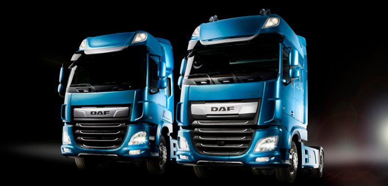 DAF CF and XF