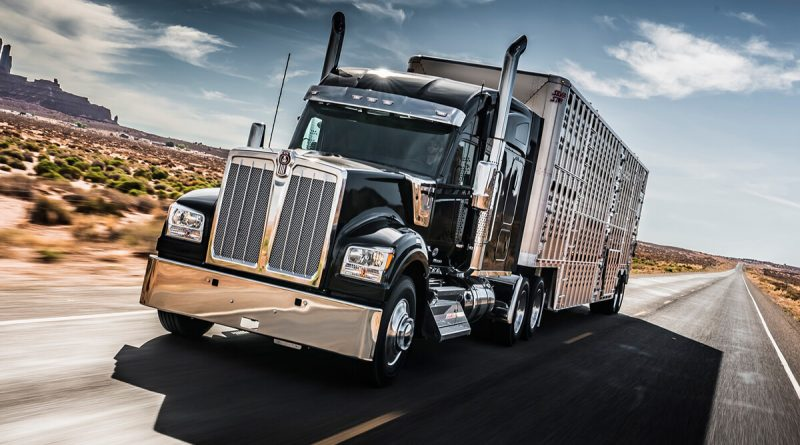 Kenworth W990 Cool Truck Picture