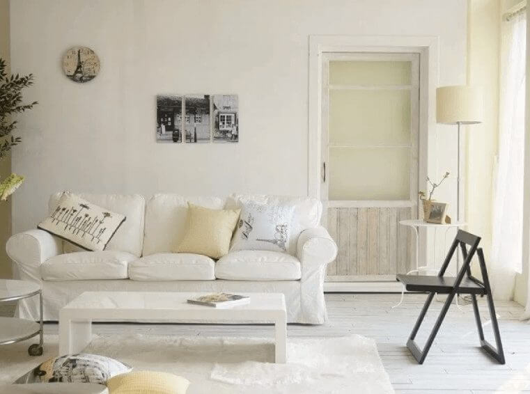 Modern Living Room Color With
