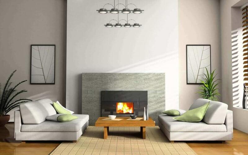 22 Best Living Room Color Ideas for Brown Furniture