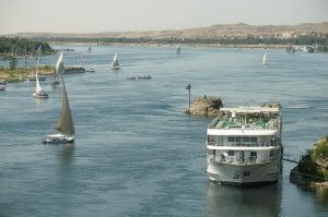 facts about Nile River